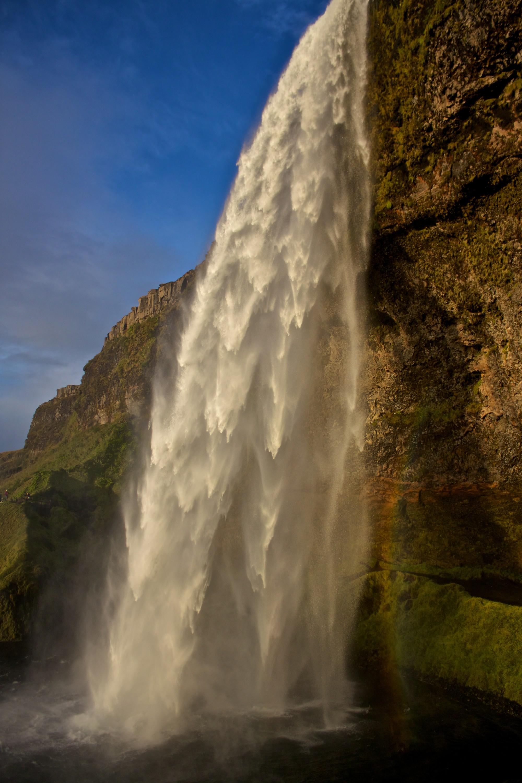 Seljalandfoss - Wasserfall auf Island